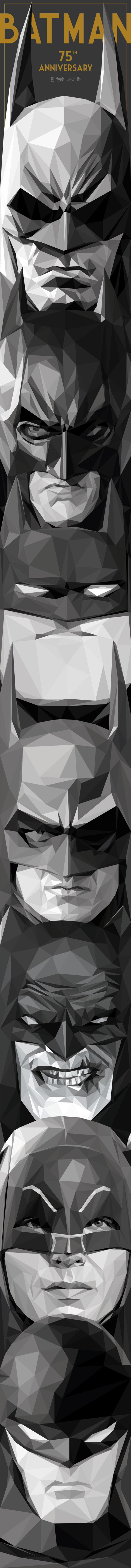 Batman 75th Anniversary - Totem Character Design, Digital Art, Illustration  inShare Simon Delart's Portfolio Paris, France  View All Projec...