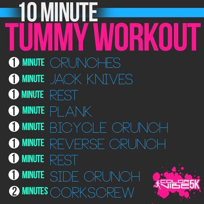 Tummy Workouts
