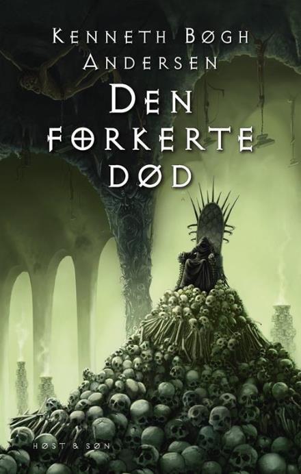 Den forkerte død (Den store djævlekrig, nr. 3) af Kenneth Bøgh Andersen (241,75)