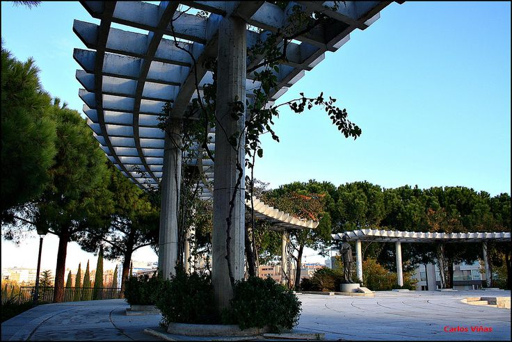 Tierno Galván Parques Madrid - Buscar con Google