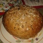 A traditional granary loaf perfect with soup or chowder and lots of butter!