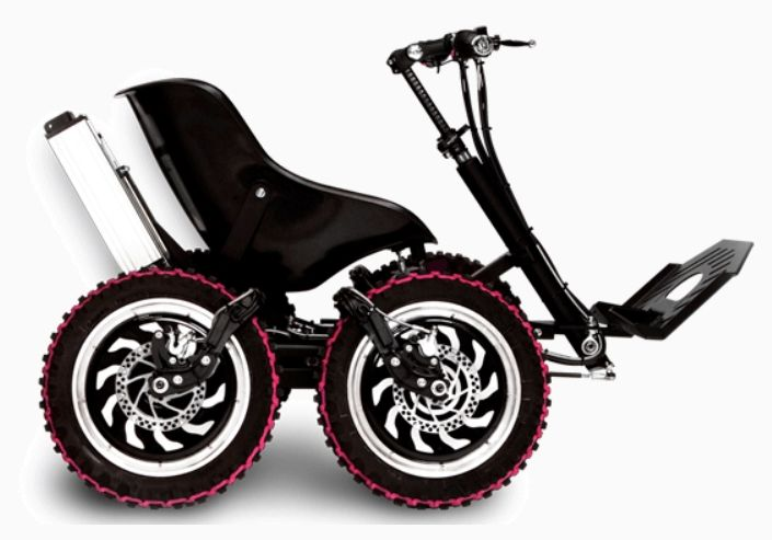 Zoomability all-electric 4x4 outdoor wheelchair.  >>> See it. Believe it. Do it. Watch thousands of spinal cord injury videos at SPINALpedia.com