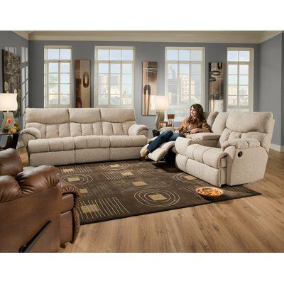 Southern Motion Re Fueler Reclining Sofa Body Fabric Beige