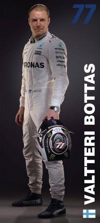 Mercedes AMG Petronas Motorsport - Valtteri Bottas