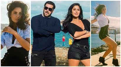 Swag Se Swagat Stills of Salman Khan and Katrina Kaif's Tiger Zinda Hai song is making us impatient - The Indian Express #757Live