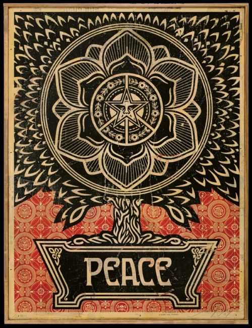 found it on tumblr. just an art expressing the most important thing in life... inner peace.