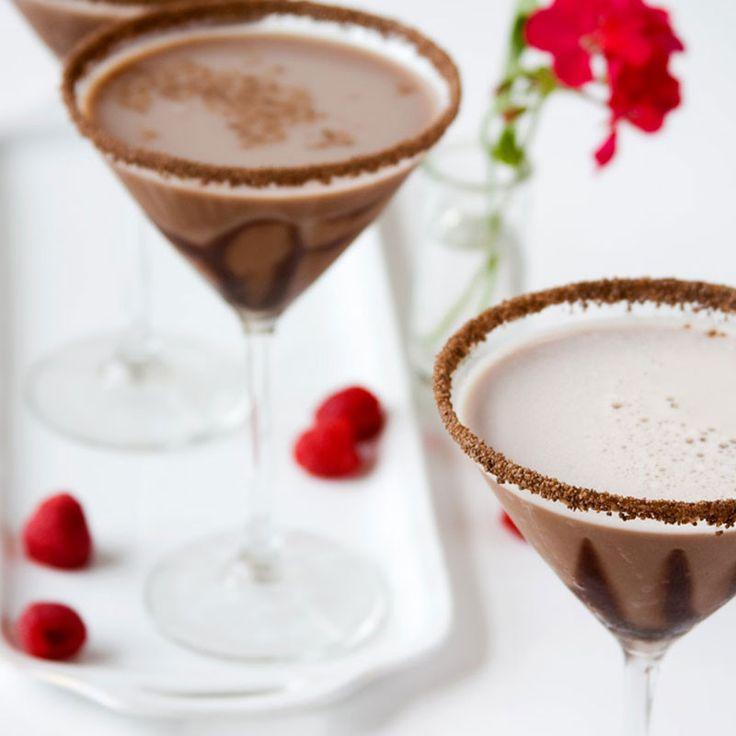 Chocolate Cocktail Rim Sugar