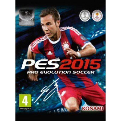 Compare prices and buy Pro Evolution Soccer 2015 CD KEY for Steam. Find the lowest price instantly without loosing time on searching!