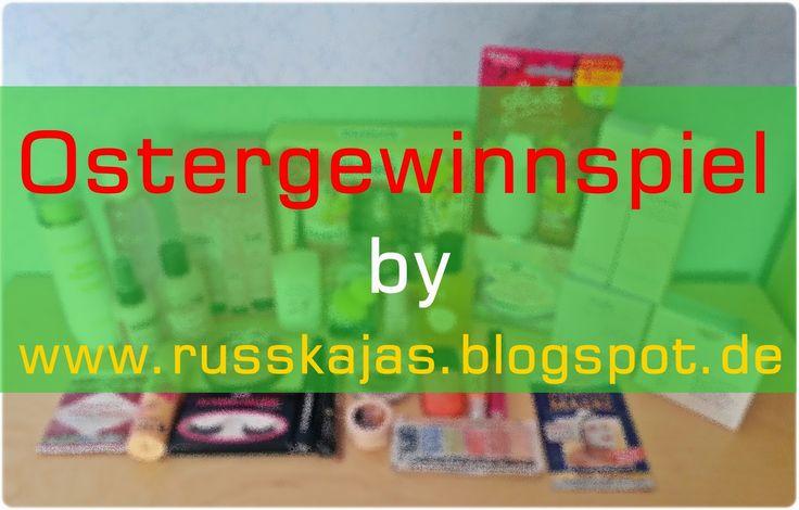 .Russkajas Beauty.: Ostergewinnspiel 2015
