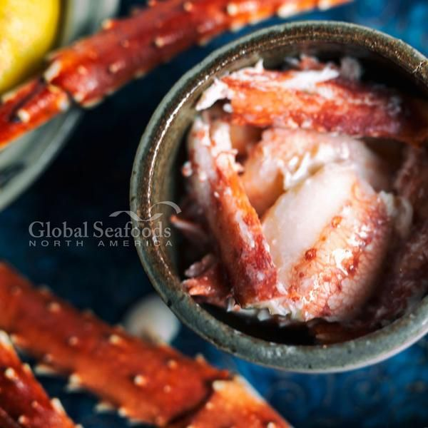 The king of seafood There is nothing quite as enticing as a large Alaskan king crab waiting to be prepared and devoured. With the ability to order Alaskan king crab online, and the low king crab price per pound just about anyone, no ma...