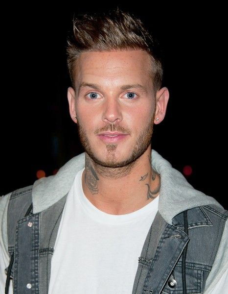 My brand new boyfriend of the week - Matt Pokora