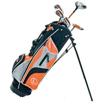 Longridge Challenger Cadet Junior Golf Package With Stand Bag (8  Years)