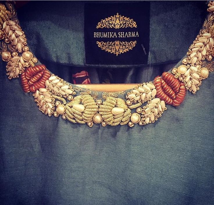 Bhumika Sharma # hand crafted # Indian wear More
