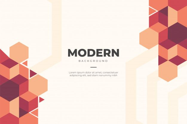 Download Modern Business Background With Geometric Shapes For Free