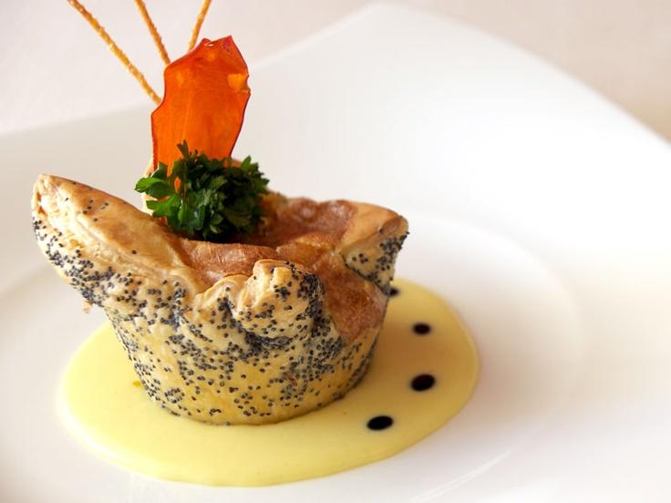 I piatti dello chef Simeoni