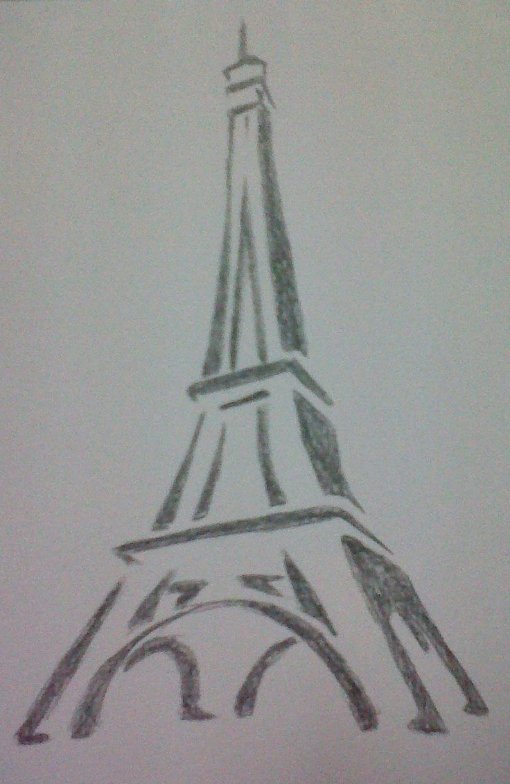 eiffel_tower_drawing_by_mido0oafellay-d5igj80.jpg (846×1299)