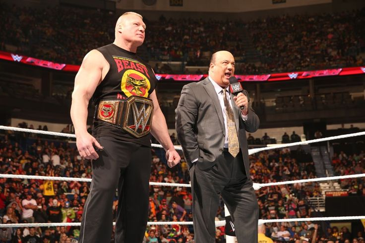 Paul Heyman on Brock Lesnar's Historic Run and Wrestling's Next Evolution