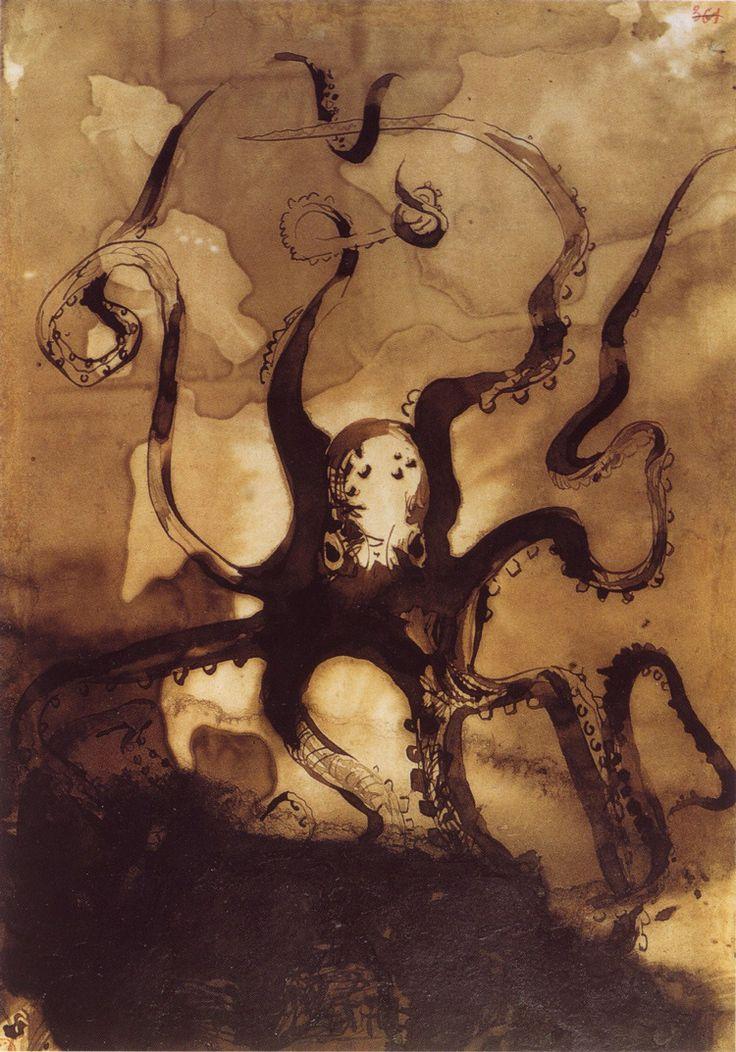 On connait Victor Hugo pour ses livres et ses écrits mais il a aussi réalisé plus de 4000 dessins, surtout dans les années 1848-1851, une période pendant laquelle il avait décidé d'arrêter d'écrire pour se consacrer à la politique. Il dessinait sur du papier, le plus souvent au stylo et à l'encre noire délavée, n'hésitant …