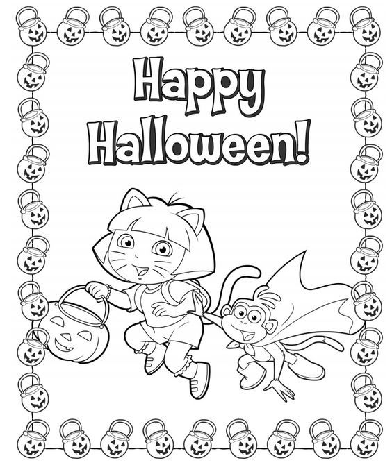 82 besten Coloring Pages Bilder auf Pinterest   Halloween ...