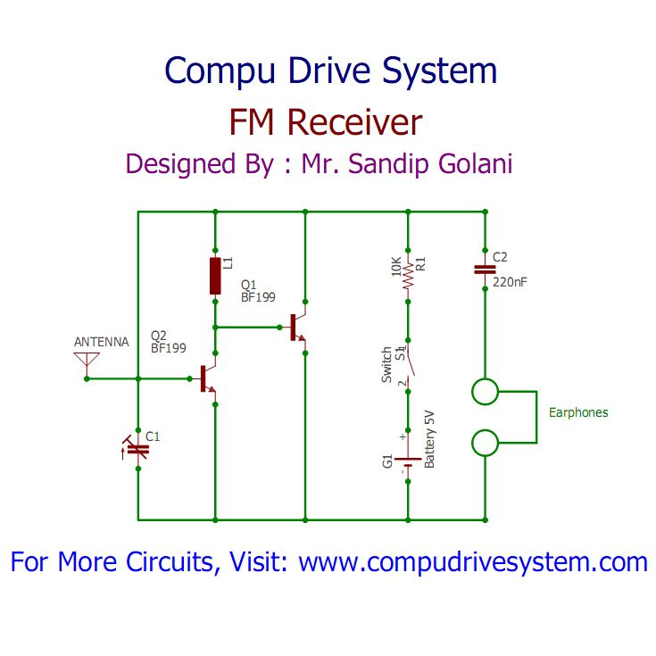 2 Transistor Bf199 Based Fm Circuit Please Everyone Find The Fault In The Circuit Analog Circuits Diy Electronics Electronics Circuit