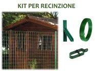 kit recinzione m25