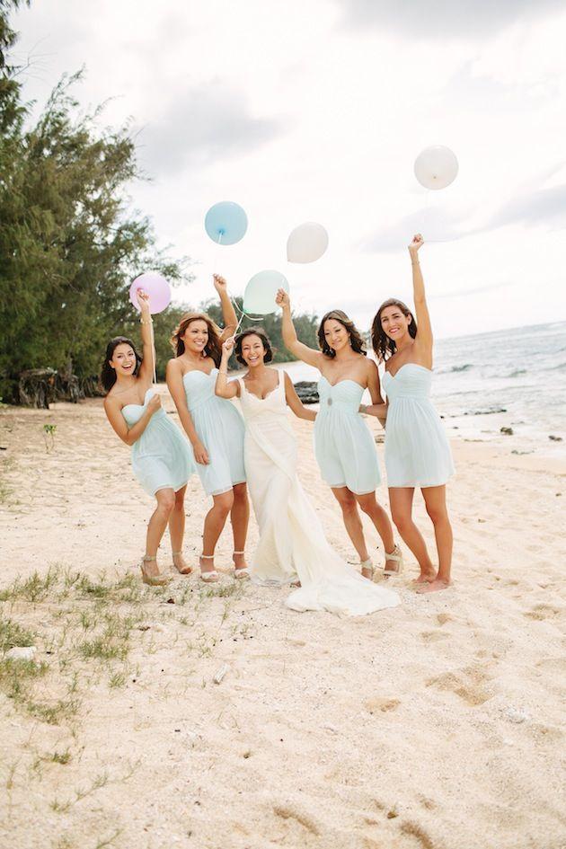 275 Best Weddings Beach Bridesmaids Images On Pinterest