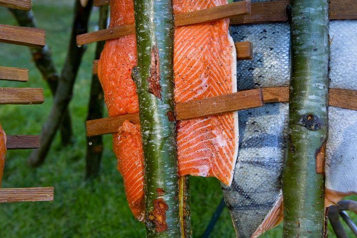 Smoked Salmon from Oregon