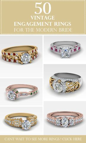 Explore our collection of Antique Engagement Rings, Estate Engagement Rings, Art Deco Engagement Rings and Edwardian Engagement Rings.Fascinating Diamonds has