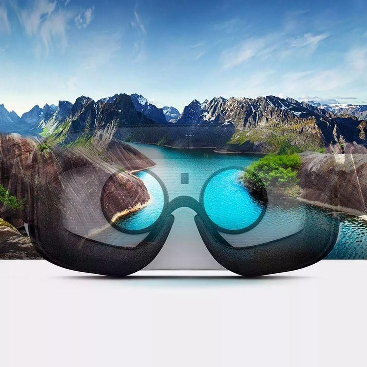 samsung gear vr oculus casco realidad virtual new version
