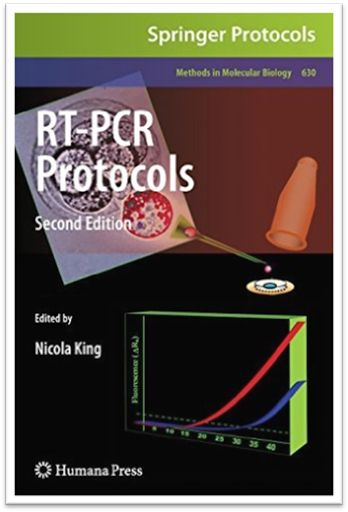 Methods in Molecular Biology Vol.630 - RT-PCR Protocols 2nd Edition, 341 Pages   Sách Việt Nam