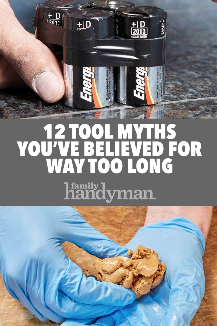 12 Tool Myths You Ve Believed For Way Too Long Diy Home Decor On