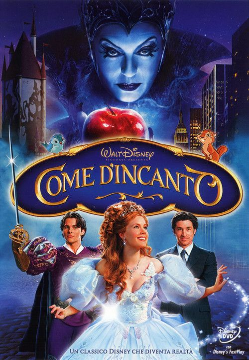 Watch Enchanted 2007 Full Movie Online Free