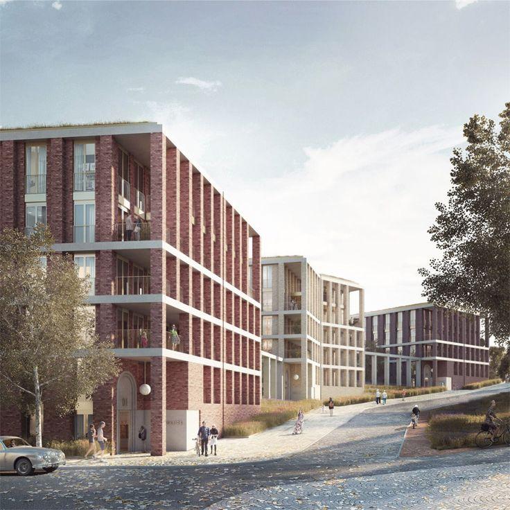 Forbes Massie / 3D Visualisation Studio / London - Work - Unit / MillbrookPark