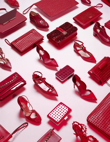 Scheltens Abbenes | Red Monochromatic | Accessories Styling