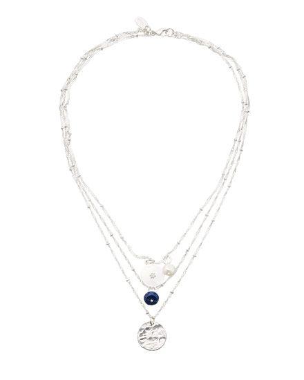 Three Line Necklace #jigsawaw14