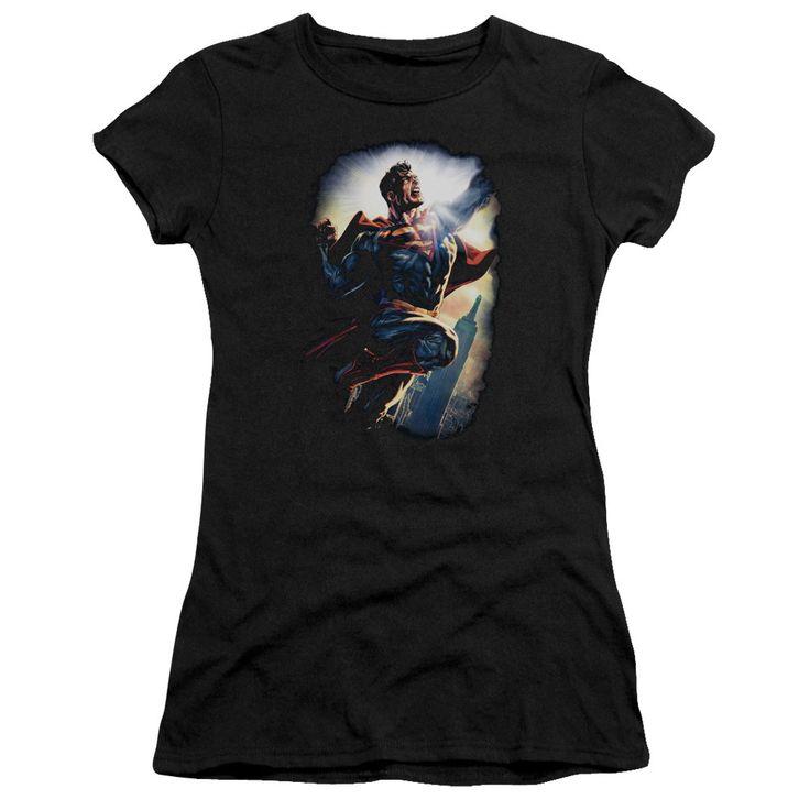 Superman: Ck Superstar Junior T-Shirt
