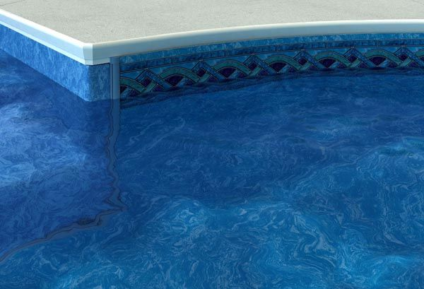 Indigo Marble Blue Granite Pool Liner Google Search