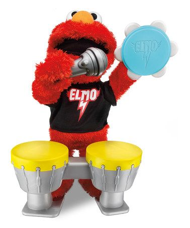 Elmo's Rock Star Guitar Board Book Set | books for Zoe ...