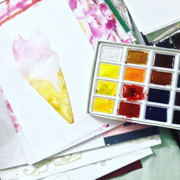 Sugared Pink Day 13 prompt #dndyearofcolor #art #artistic #art #watercolor #watercolorpaint #watercolorstyle #paint #artislife #creative #thehappynow #thatsdarling #pursuepretty #pursuehappy @bydawnnicole #lovemyjob #lovemywork