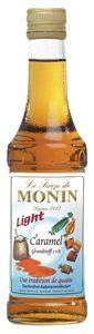 Monin Sirup Karamell light