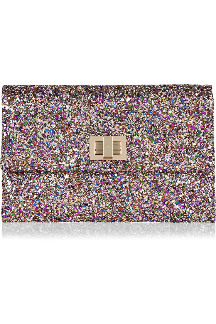 VIDA Statement Clutch - Sunset stream by VIDA