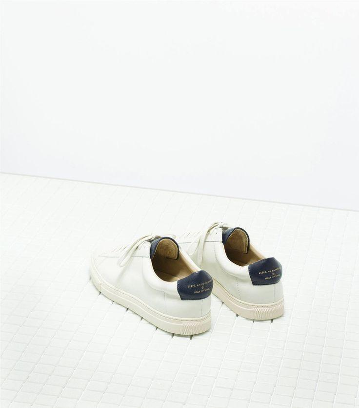 Sneakers Zespa Aix En Provence Sneaker White Navy