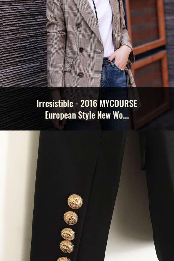 Womens Color Blazer Jacket Suit Work Casual Basic Long Sleeve Short Slim
