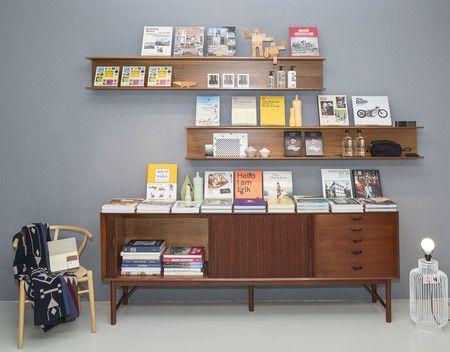 Studiotique. (Stuttgart) Posted by Gestalten—12/2014. December Shop of the Month.