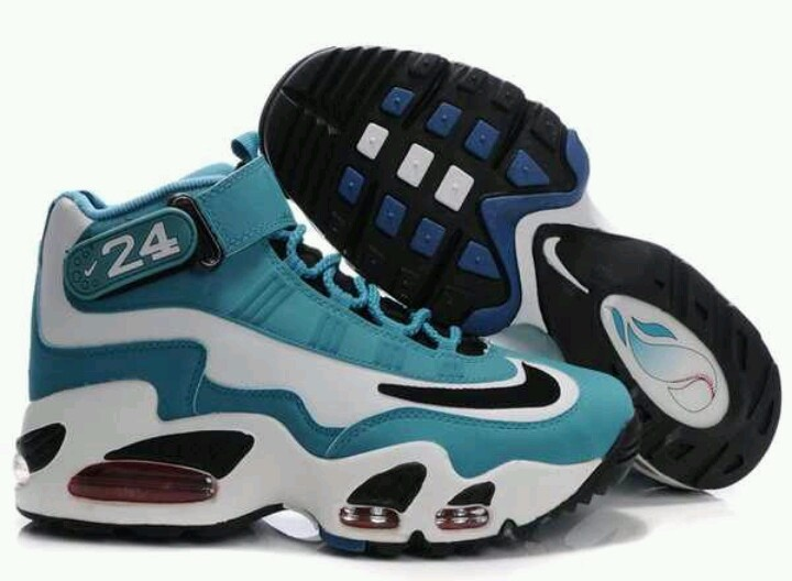 new style 55d4e 1054e ... max swingman remix turf ken griffey jr . nike air griffey 2011 Ken  Griffy Jrs . ...