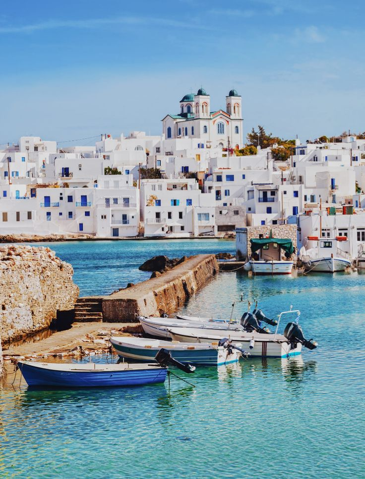 The traditional architecture of the island of #Paros, #Greece