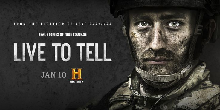 Live to Tell (2016) | Military Series