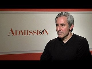 """Admission: Exclusive: Paul Weitz -- We go one-on-one with actor Paul Weitz to talk about his role in """"Admission"""". -- http://wtch.it/TB2cA"""