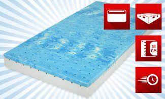 Matratzenheld Herkules 3D-Gelschaummatratze online  gute Matratzen kaufen bei matratzendiscount.de #Matratze