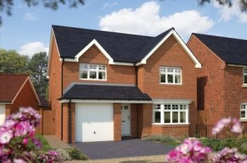 New Build Homes in Long Buckby